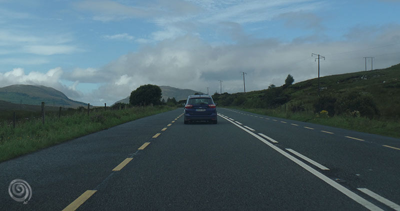 Ireland road trip Donegal