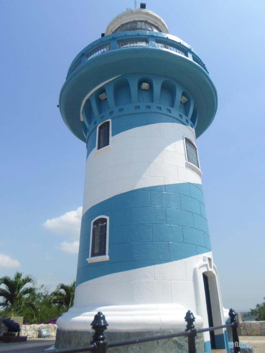 Guayaquil vista faro
