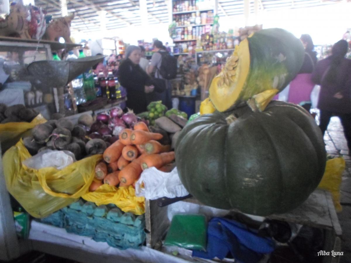 Mercado Cusco