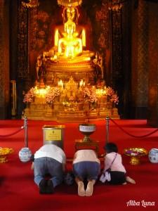 Buddhist faith // Fe budista